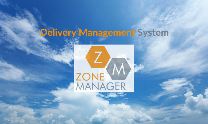 Zone Manager Delivery Management System 1