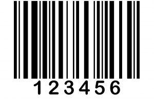 1D barcode
