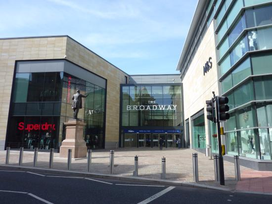 The Broadway Bradford Delivery Management System